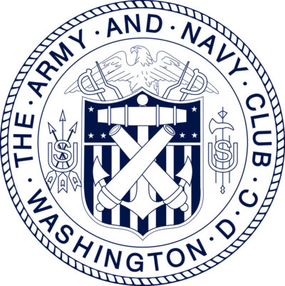 The Army Navy Club logo