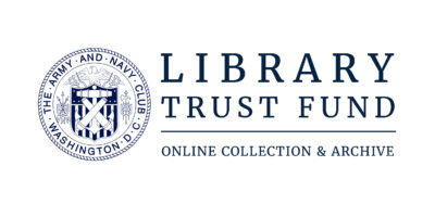 The Army Navy Club: Library Trust Fund logo